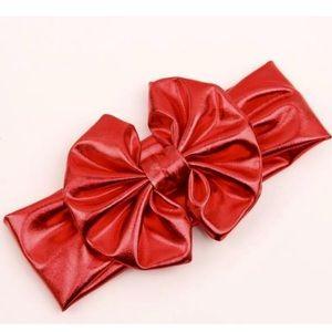 Other - Metallic bowknot headbands
